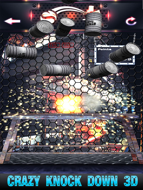 Can Knocker Knockdown Strike 3D screenshot 6