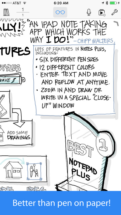 Notes Plus screenshot 1