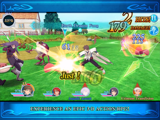 Tales of the Rays screenshot 7