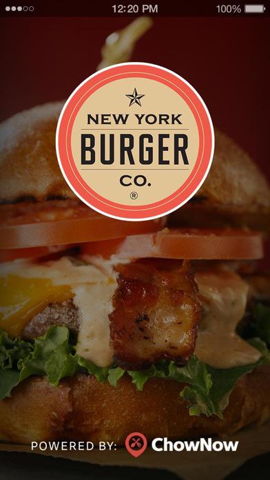 New York Burger Co screenshot 1