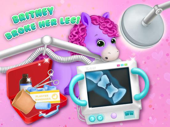 Pony Sisters Pet Hospital - No Ads screenshot 9