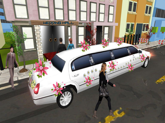 Limo Wedding Transport with Luxurious Parking screenshot 8