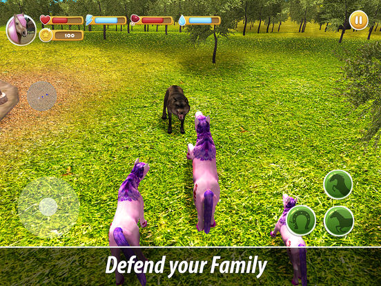 Pony Family Simulator Full screenshot 7