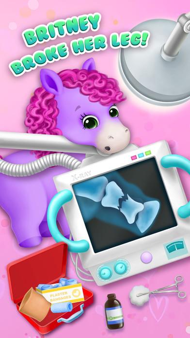 Pony Sisters Pet Hospital - No Ads screenshot 5