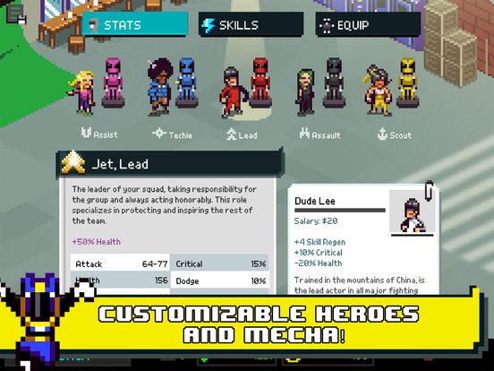 Chroma Squad screenshot 9