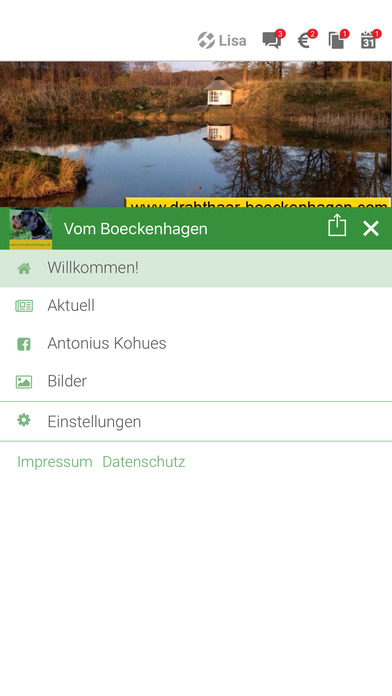 Vom Boeckenhagen screenshot 2