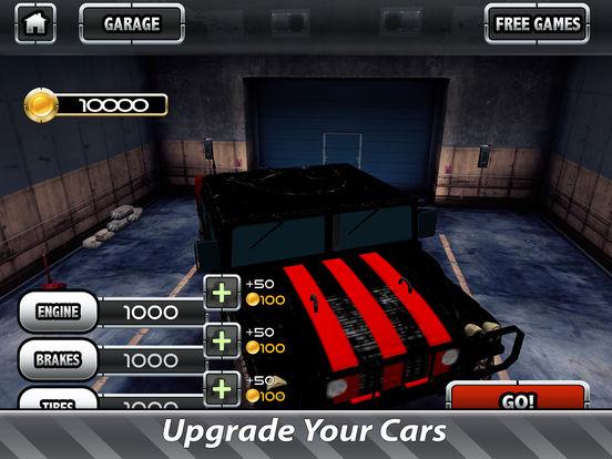 SUV Offroad Rally Full screenshot 8