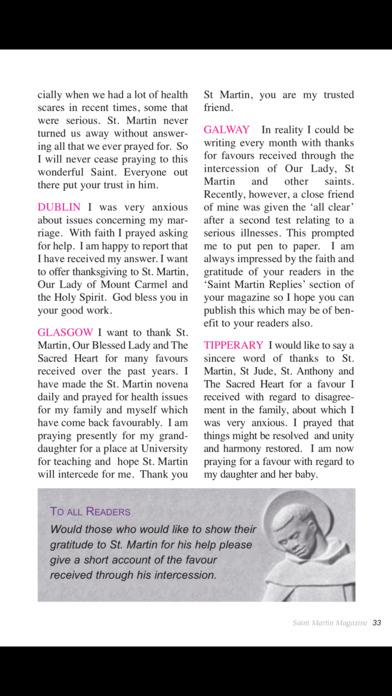 St Martin Magazine screenshot 5