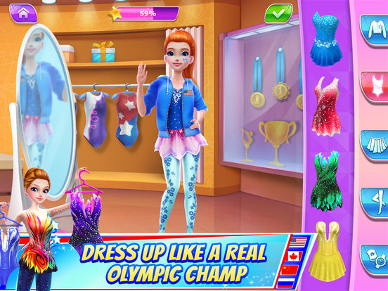 Gymnastics Superstar screenshot 8