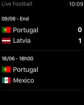Live Soccer Scores -Skores screenshot 11