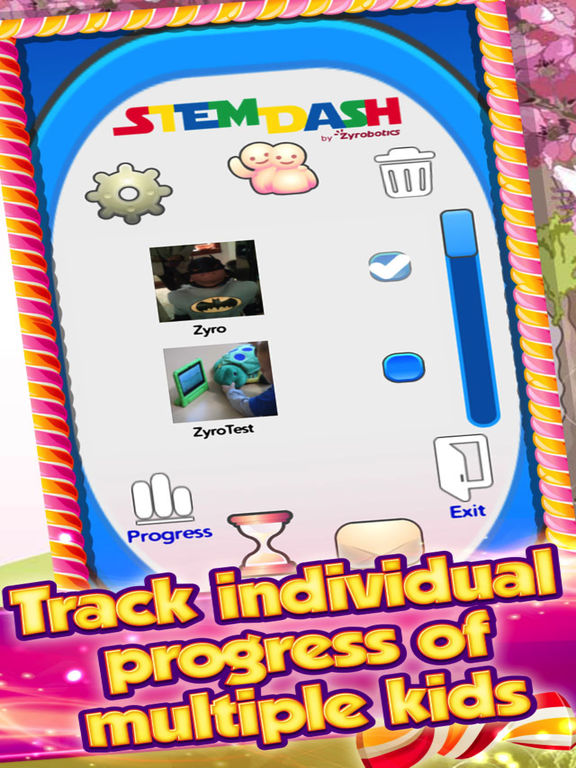 STEMDash Portal screenshot 9