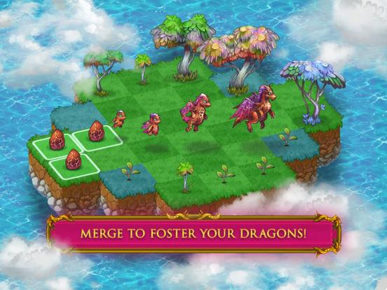 Merge Dragons! screenshot 7