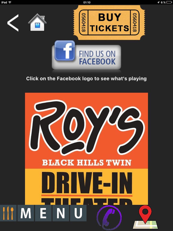 Roy's Twin Drive-In screenshot 9
