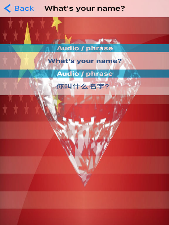 Chinese Phrases Mandarin Diamond 4K Edition screenshot 6