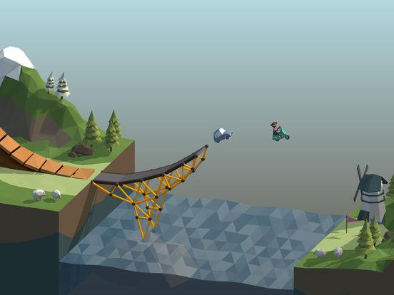 Poly Bridge screenshot 6