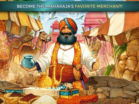 Jaipur: the board game screenshot 6