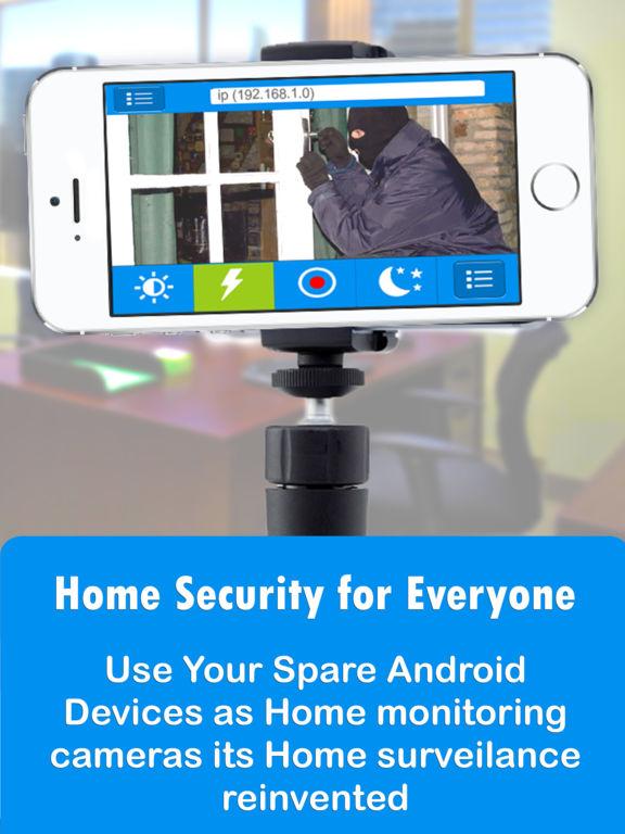 IP Webcam Home Security Camera screenshot 8