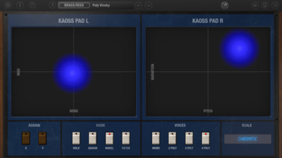 KORG iMono/Poly screenshot 5