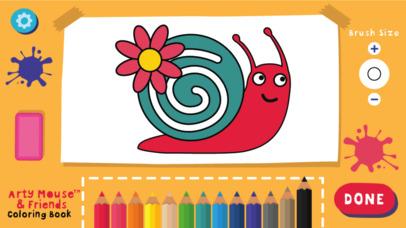 Coloring Book [toddler] screenshot 2