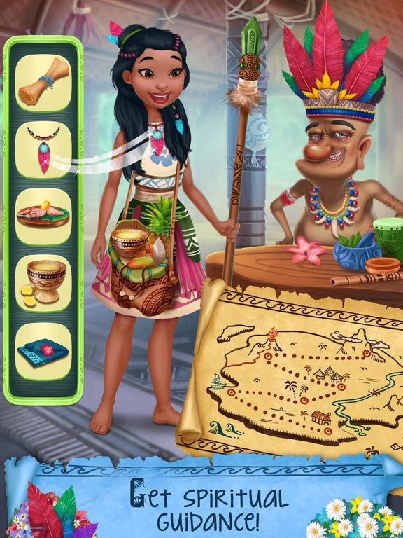 Island Princess Magic Quest screenshot 10