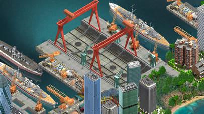 Shipyard City™ screenshot 1