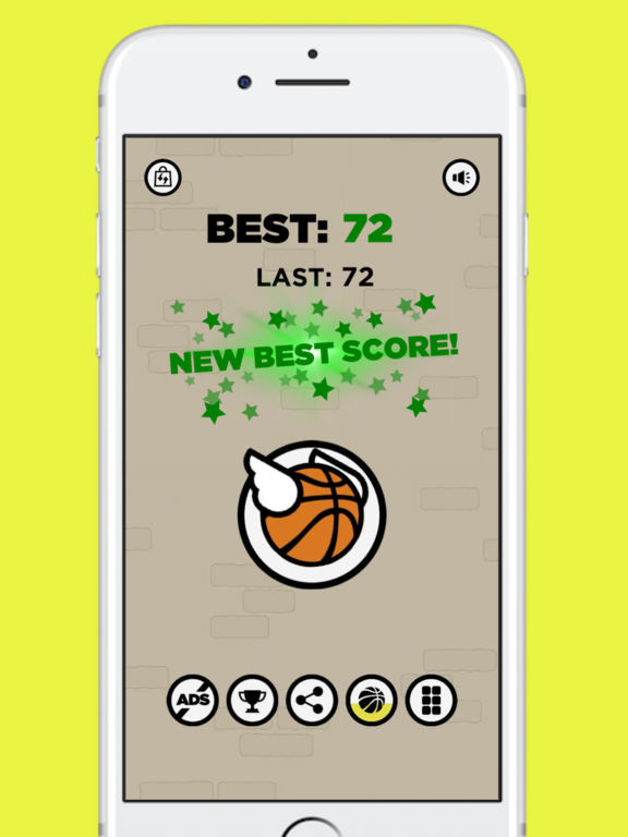 Flappy Dunk screenshot 10