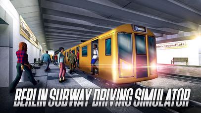 Berlin Subway Driving Simulator screenshot 1