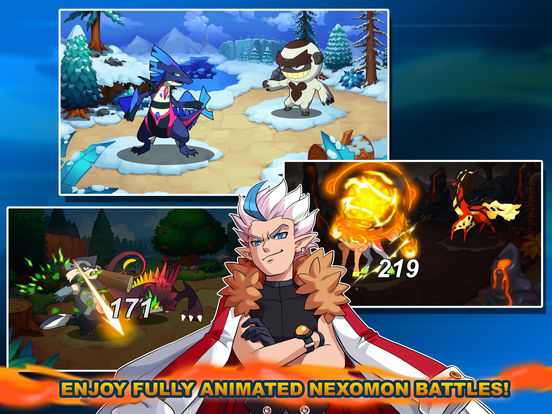 Nexomon screenshot 7