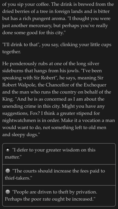 Trials of the Thief-Taker screenshot 3