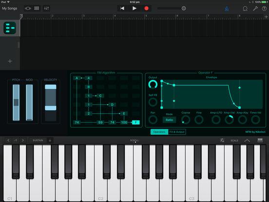 NFM screenshot 3
