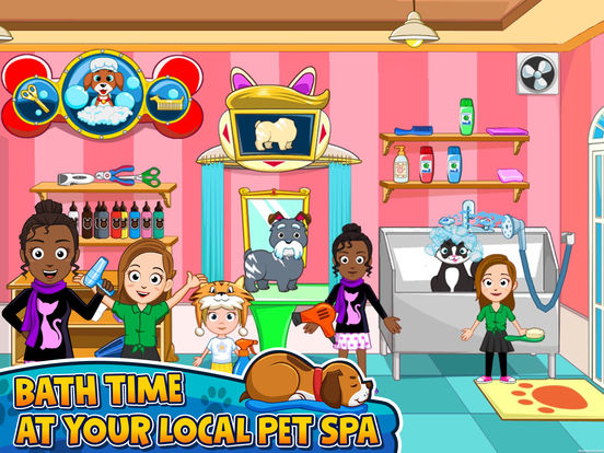 My Town : Pets screenshot 8