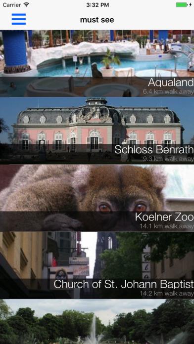 Aachen Public Transport Guide screenshot 3