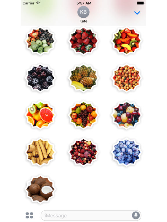 Beautiful fruits screenshot 5