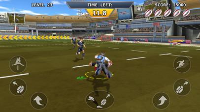 Rugby: Hard Runner screenshot 3