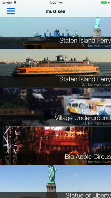 Staten Island Public Transport Guide screenshot 2