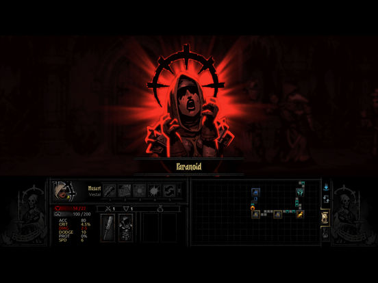 Darkest Dungeon:Tablet Edition screenshot 5