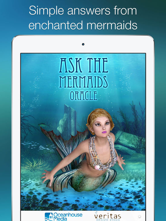 Ask the Mermaids Oracle Cards screenshot 6