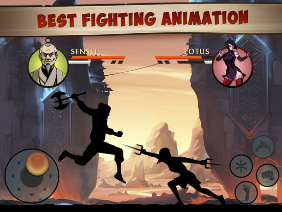 Shadow Fight 2 Special Edition screenshot 8