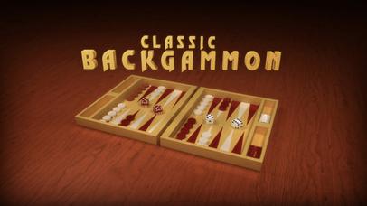 Classic Backgammon screenshot 1