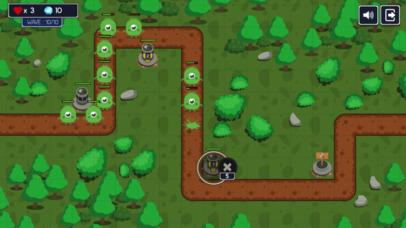 Monster Rush: Tower Guard screenshot 1