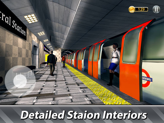 London Underground Simulator screenshot 7