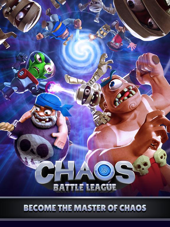 Chaos Battle League screenshot 5