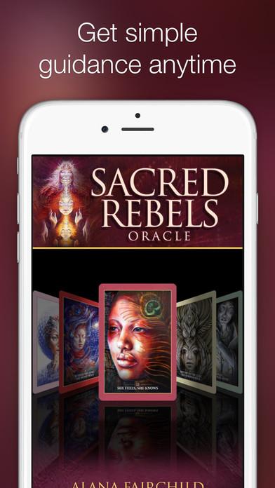 Sacred Rebels Oracle screenshot 2
