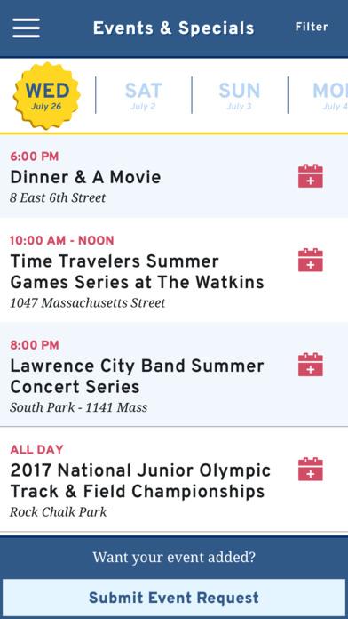 Downtown Lawrence screenshot 3