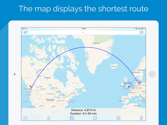 Flight Distance Calculator | Apps | 148Apps on map services, google miles calculator, map with miles calculation, map distance time, map world time, map area codes, map distance scale, map statistics, map distance between cities, map distance converter, map walking distance, map distance measurement tool, map of ireland with mileage, map ireland dublin and belfast, map travel, map distance ruler, map distance on map, map time zones, map india, map with miles of ireland,