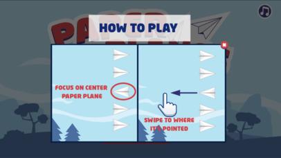 Paper Planes ® screenshot 3
