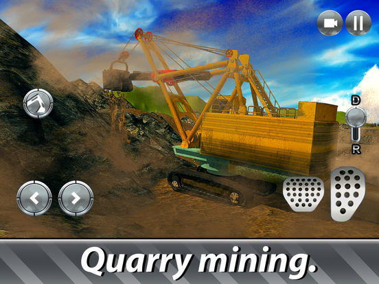 Quarry Machines Simulator screenshot 6