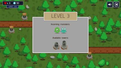 Monster Rush: Tower Guard screenshot 3