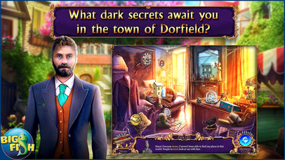 Royal Detective: Borrowed Life  - Hidden Objects screenshot 2