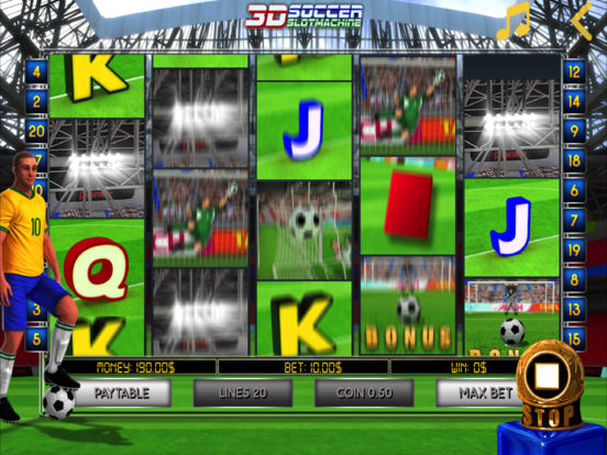 Football Slot Machine screenshot 8